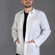 FELIX – MEDICAL MEN'S DUSTER/JACKET